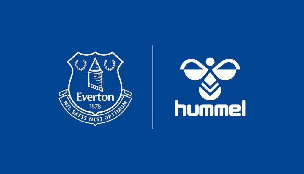 Everton x hummel