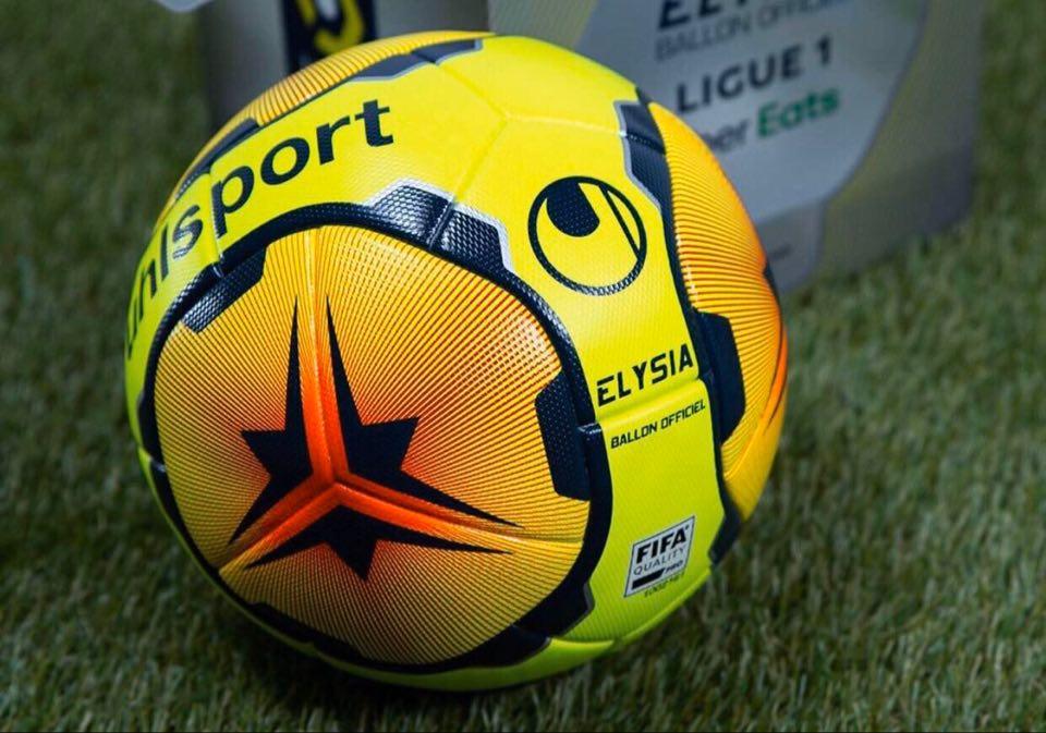 ballon elysia ligue 1 uhlsport