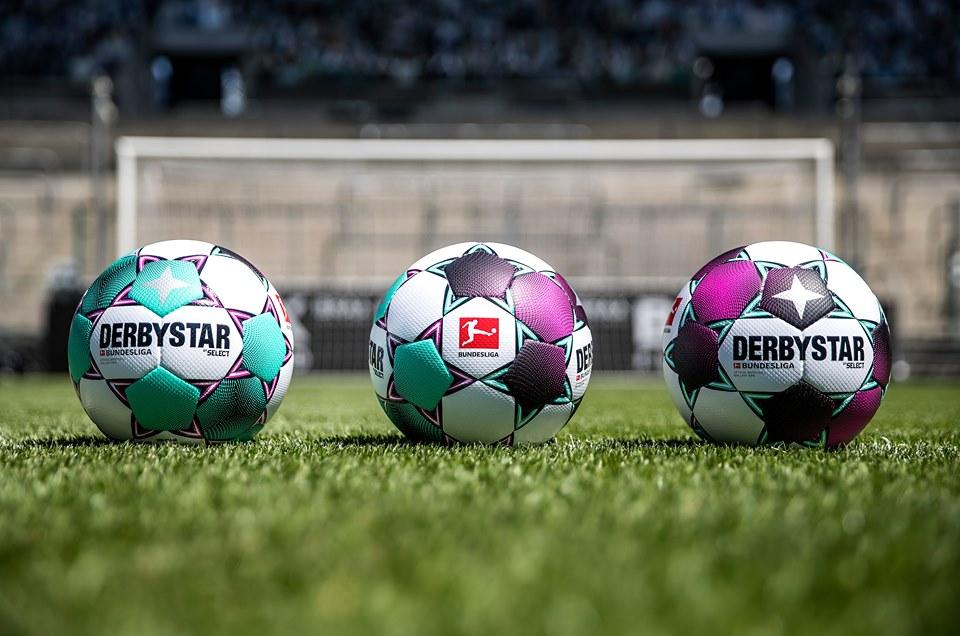 ballon select derbystar bundesliga