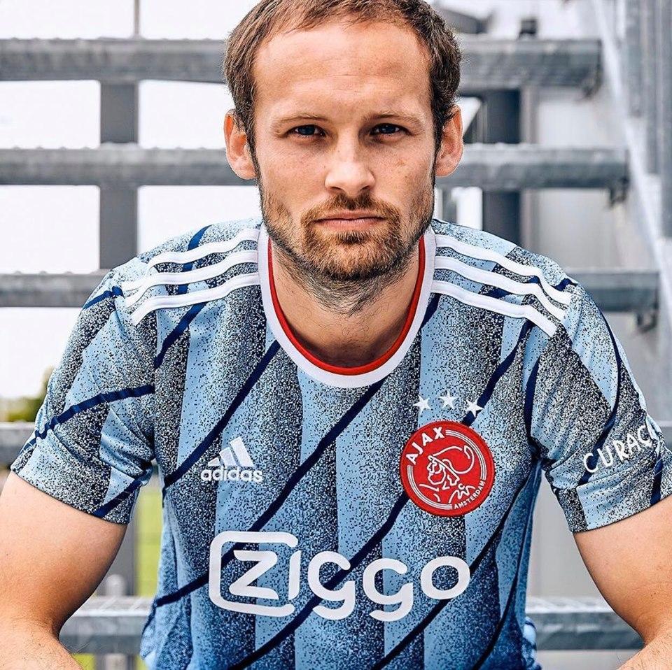 Ajax Amsterdam maillot extérieur 2021