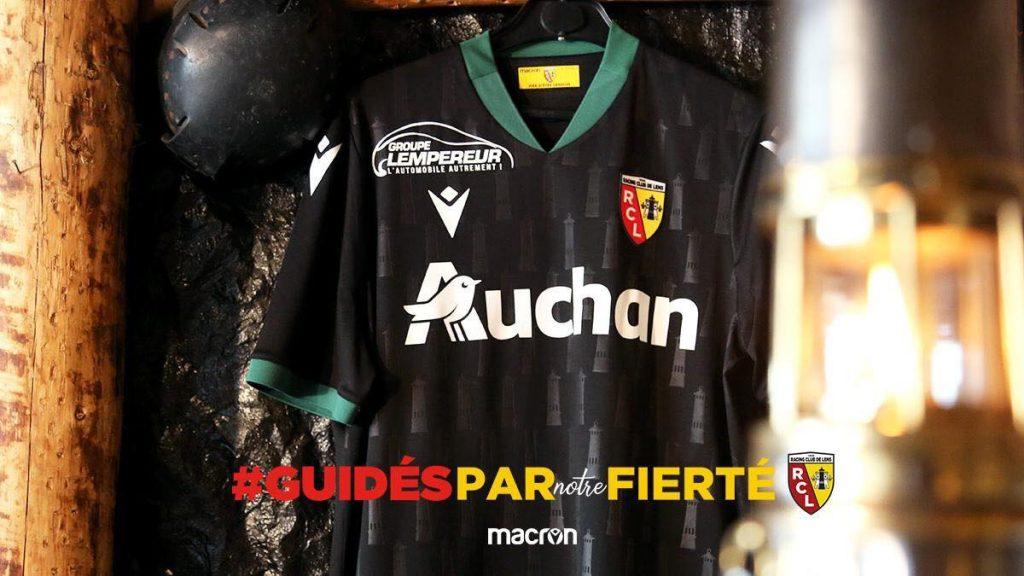 maillot extérieur RC Lens 2020:21