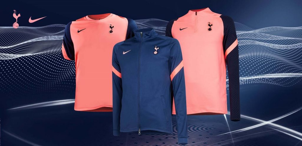 training kit tottenham