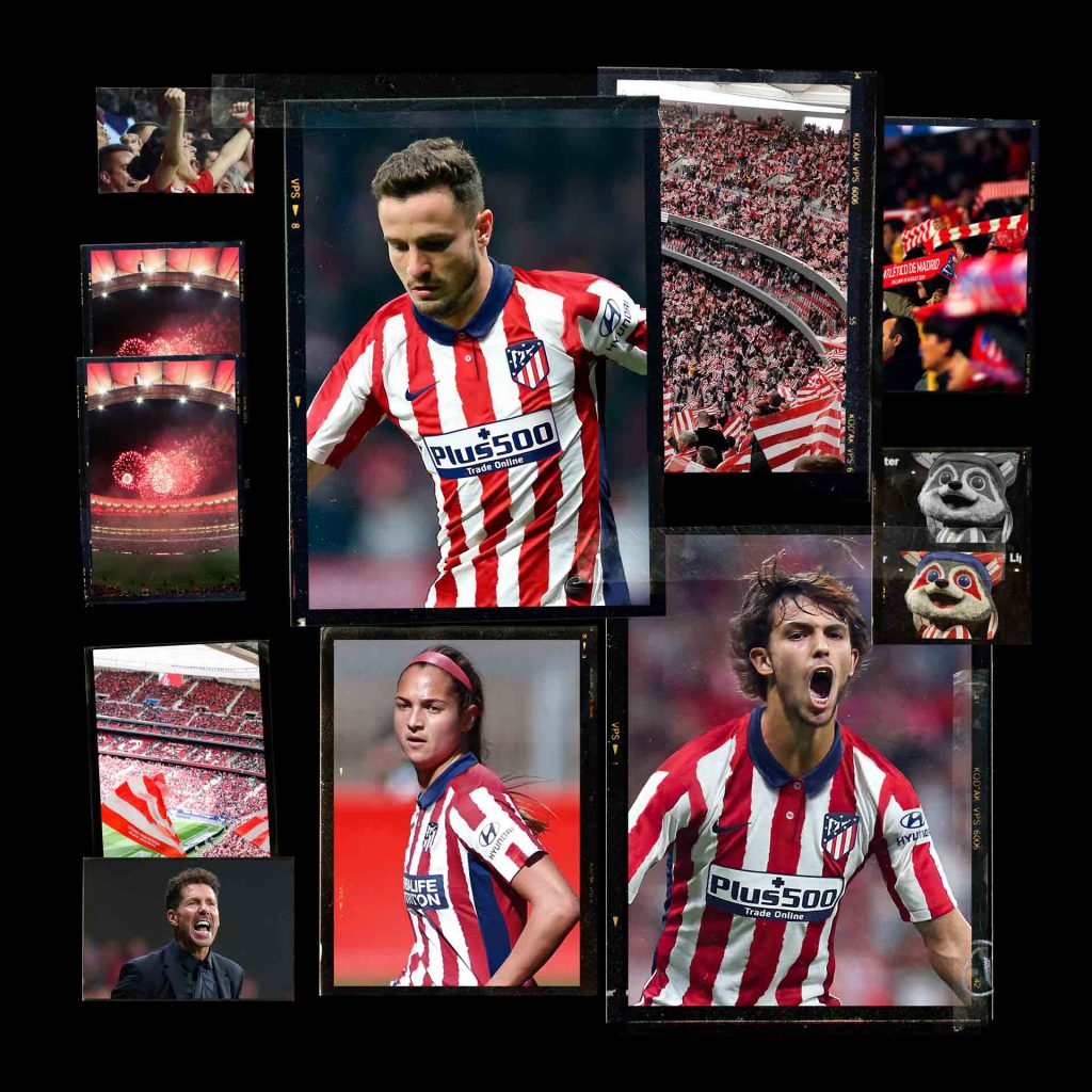 maillot atletico madrid 2020:21