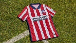 maillot domicile atletico 2020:21