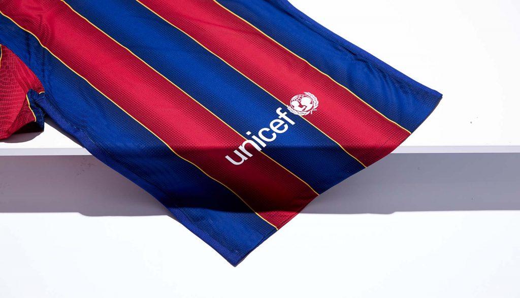 maillot domicile barcelone 2020-21