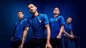 maillot domicile italie 2021