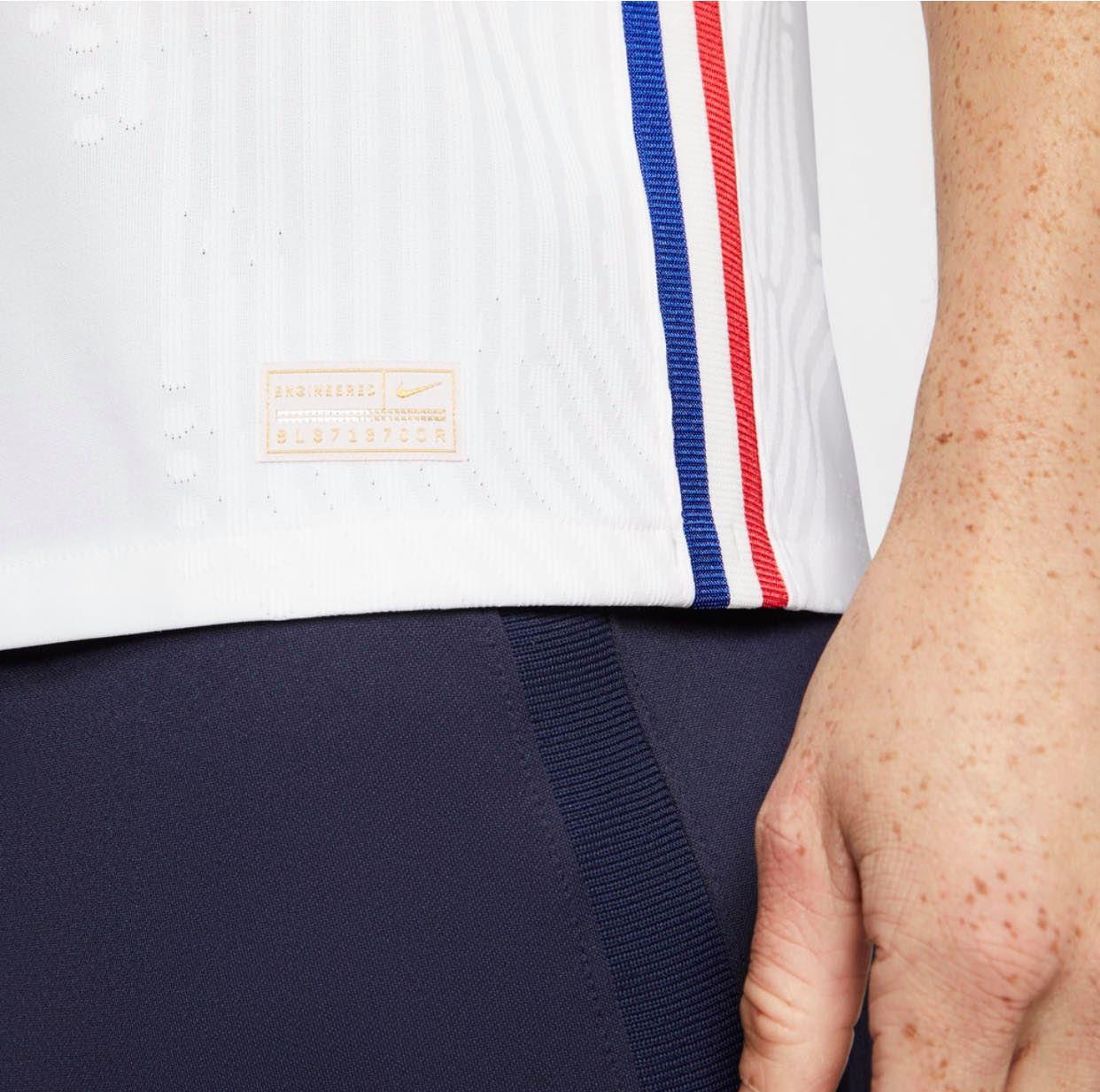 maillot extérieur france 2020-2022