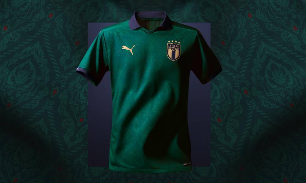 maillot third italie 2021