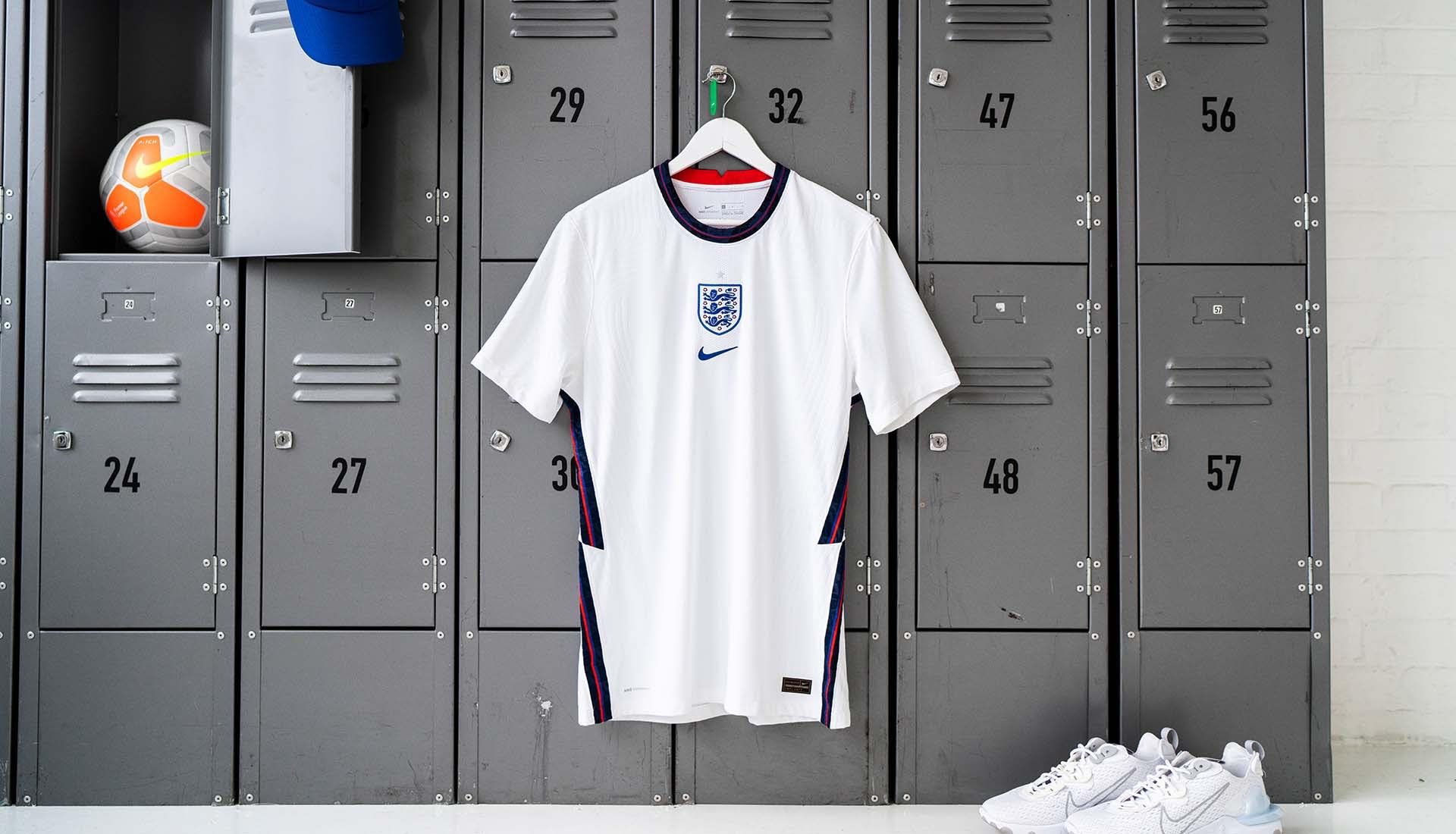 maillots angleterre 2021