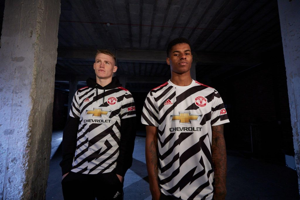 maillots manchester united 2021