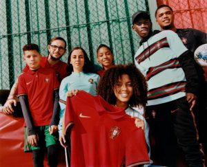 maillots portugal 2020-2022