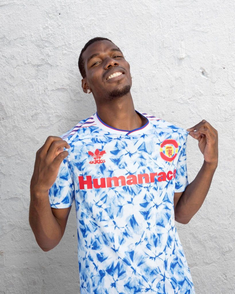 maillot pharell williams manchester united