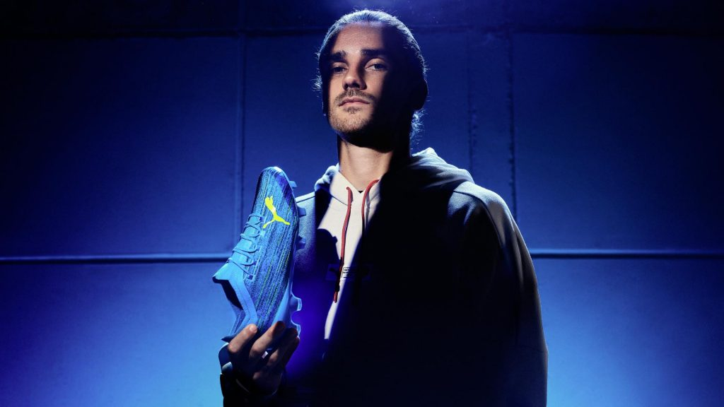griezmann puma ultra speed of light