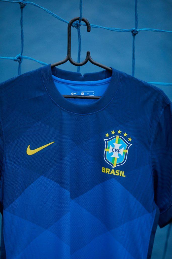 maillot extérieur brasil 2021