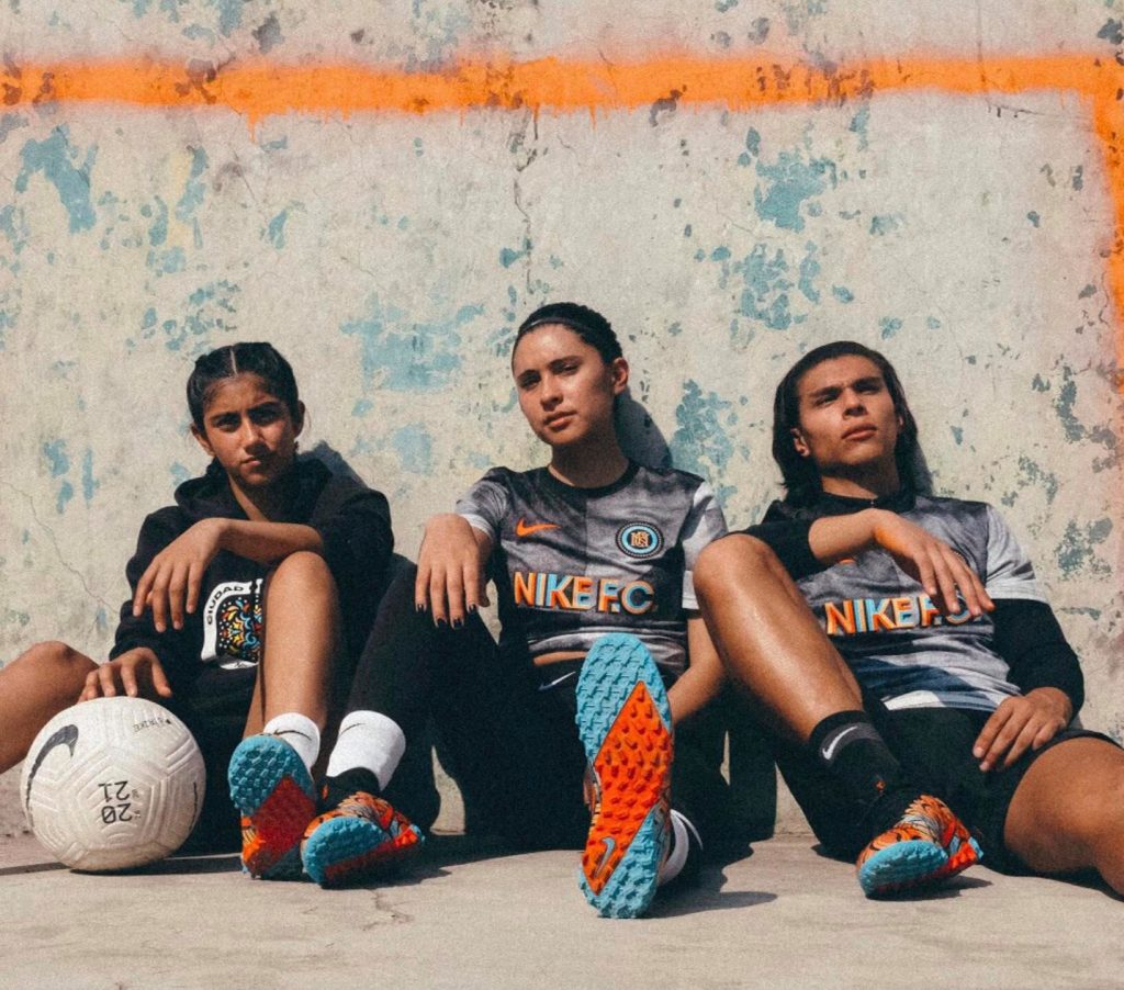 collection lifestyle nike fc mexico city