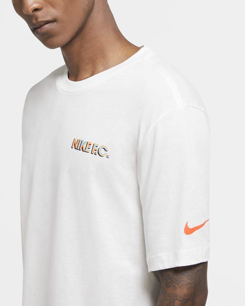 t-shirt nike fc mexico city