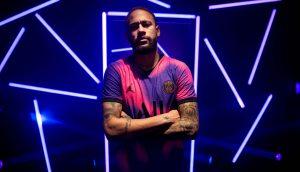 neymar psg maillot fourth