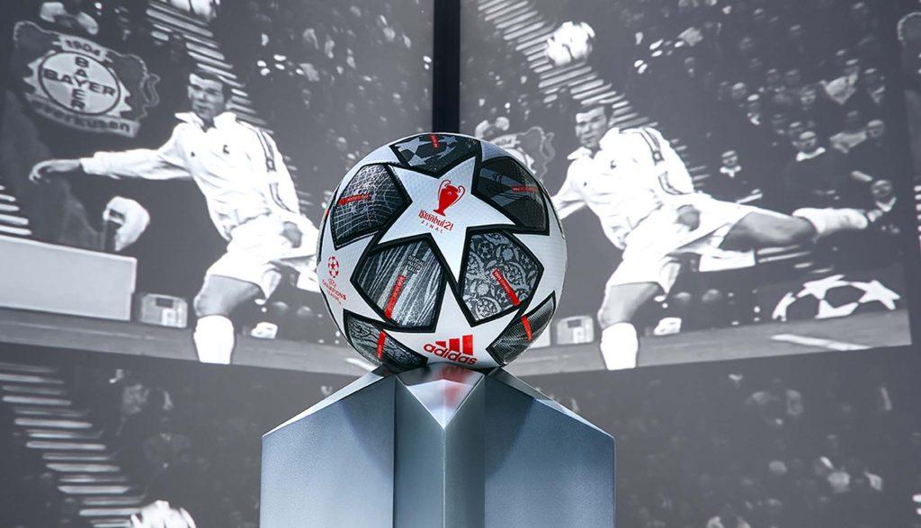 ballon champions league istanbul 2021
