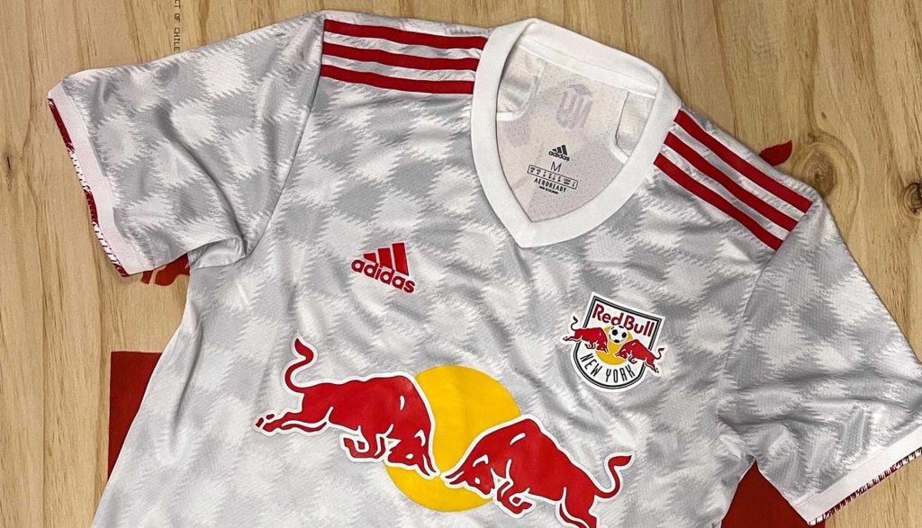 maillot new york red bulls 2021