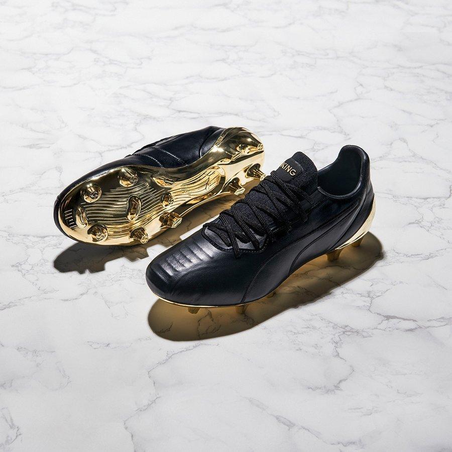 chaussures puma king platinum