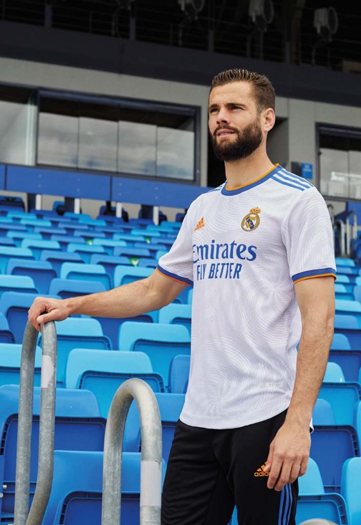 maillot home real madrid 2021 2022