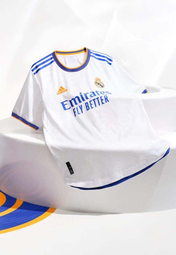 maillot real madrid 2021 2022