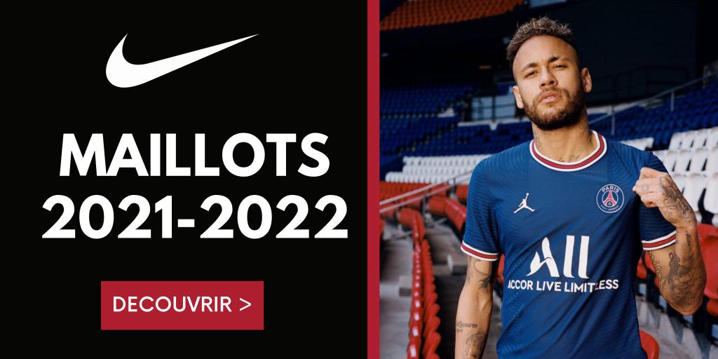 maillots 2021 2022